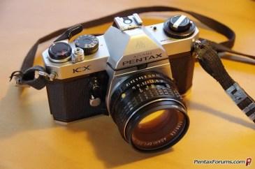 Pentax KX (Credit: pentaxforums.com)