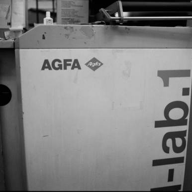 Photoreal - The Agfa d-lab 1