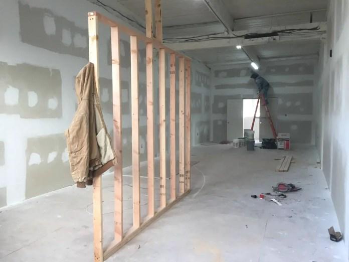 The build! - Obscura Darkroom