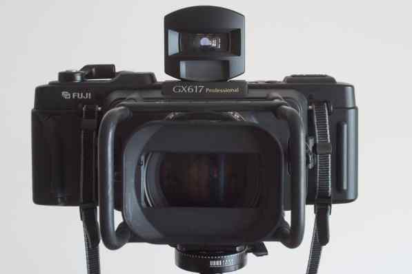 Fuji Panorama GX617 Camera Review by Steve Walton