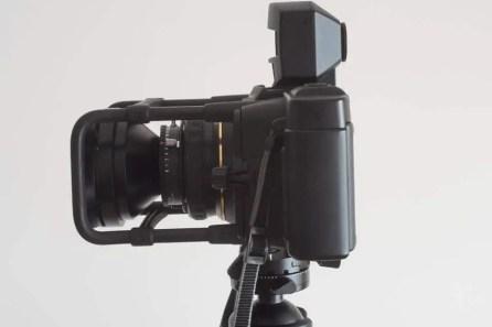 Fuji Panorama GX617 Camera Review - Right