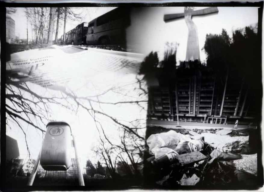 Endless possibilities are achievable with a simple pinhole camera. Believe it.