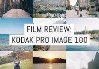 Cover - Film Review - Kodak Pro Image 100