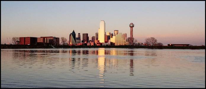 Dallas Skyline (1987)
