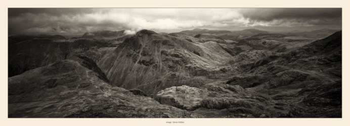 Fuji Panorama GX617 Camera Review - Great Gable