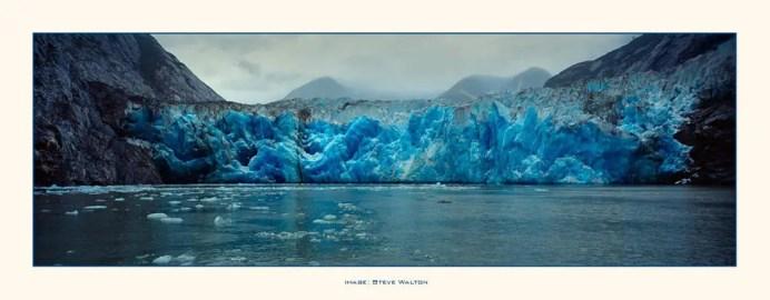 Fuji Panorama GX617 Camera Review - North Sawyer Glacier