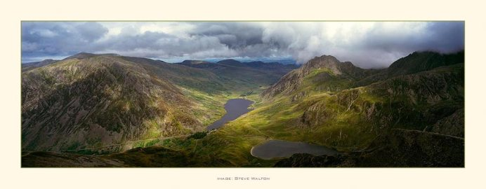 Fuji Panorama GX617 Camera Review - Ogwen Valley
