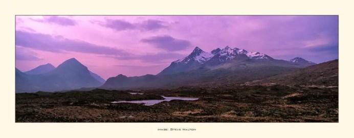 Fuji Panorama GX617 Camera Review - Sgurr Nan Gillean