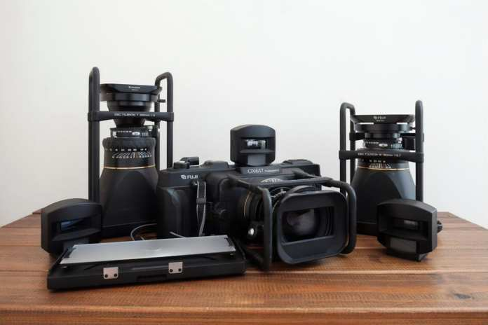 My Fuji Panorama GX617 family