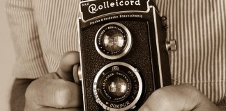 My Rolleicord Ia - Jens Kotlenga