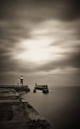 RealitySoSubtle 6x12 review - Whitby Pier View 1