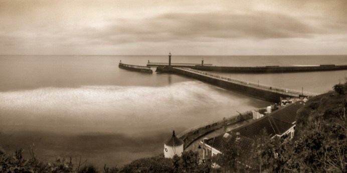 RealitySoSubtle 6x12 review - Whitby Pier View 3