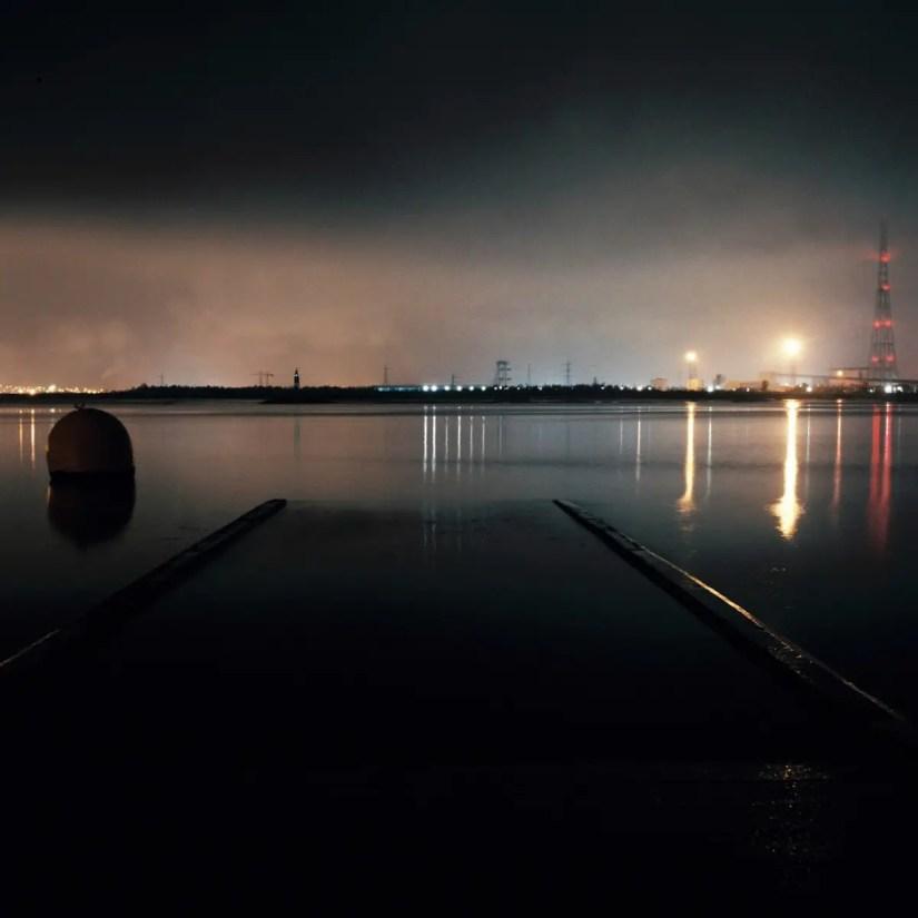 Thames Estuary - Kodak Portra 160
