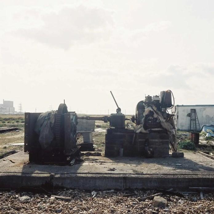 Dungeness - Kodak Portra 400
