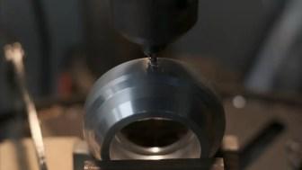 Creating the GX-Pan - Drilling