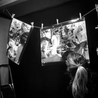 Searchlights - Danielle darkroom