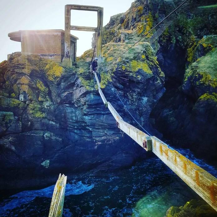 Searchlights - Dave bridging