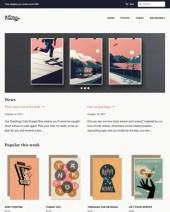 Shopify - Minimal Theme