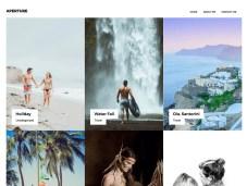 Wordpress - Aperture Portfolio Theme