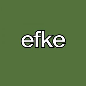 Logo - EFKE
