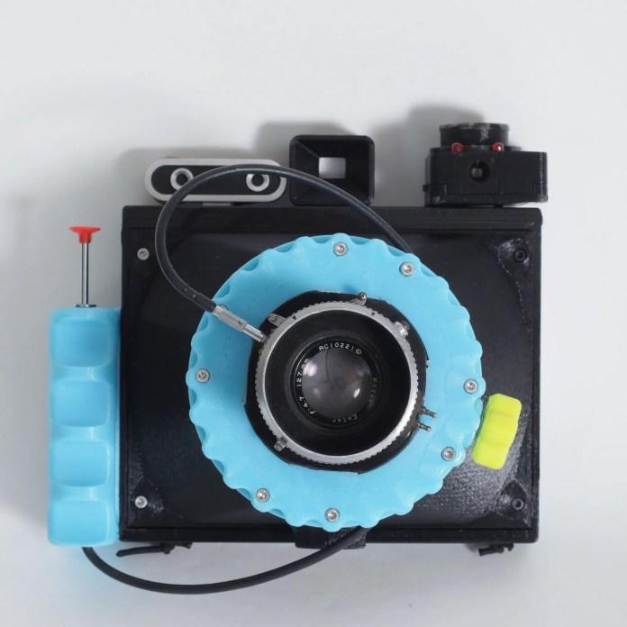 CAMERADACTYL OG 4x5 hand camera