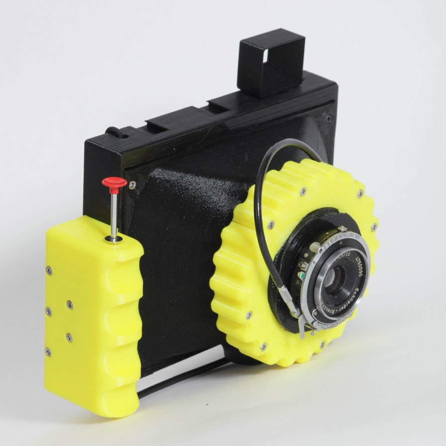 CAMERADACTYL OG 4x5 in yellow