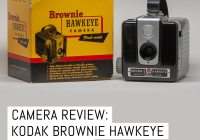 Cover - Camera Review - Kodak Brownie Hawkeye, Flash Model - by Kikie Wilkins v2