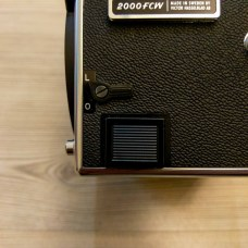 Hasselblad 2000FCW body - Left (shutter locked)