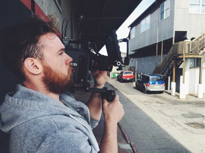 Jeremy With RED EPIC
