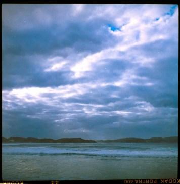Kodak Portra 400 (EI 400 _ 120 _ Zeiss Ikon Nettar 517_16) - by David Hume