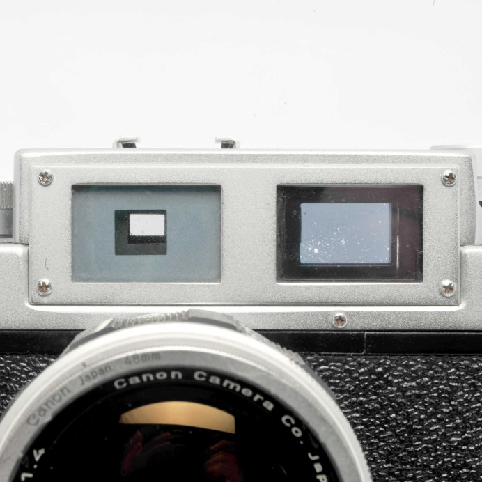 Yasuhara 一式 T981 (Isshiki T981) - Viewfinder windows