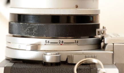 Lens indexed