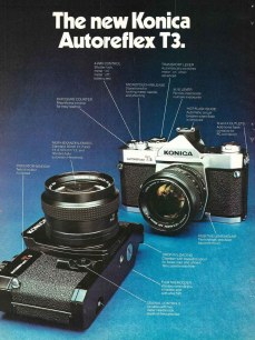 Konica Autoreflex T3