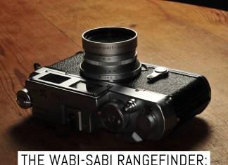 Cover - The Wabi-Sabi rangefinder - Yasuhara Isshiki T981