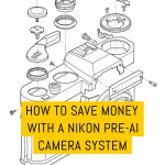 Cover - How to save money on lenses with a Nikon Pre-AI system v2