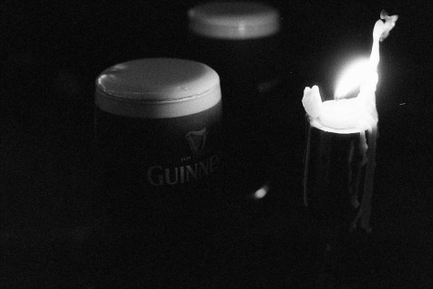 Oh Goodness my Guinness - 5 Frames With... ILFORD Delta 3200 Professional (EI 6400 _ 35mm _ Minolta SRT100x) - by Maxime Evangelista