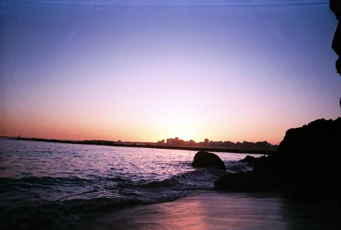 Roger Harrison - Praia dos Caneriros, Portugal