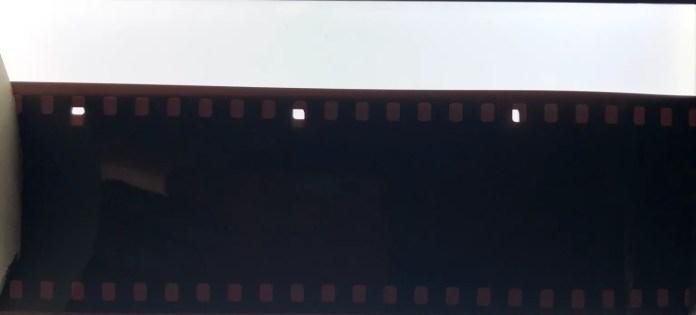 Figure 1 - 35mm film vs 126 film