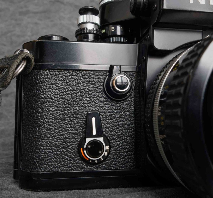 Nikon F2 self-timer