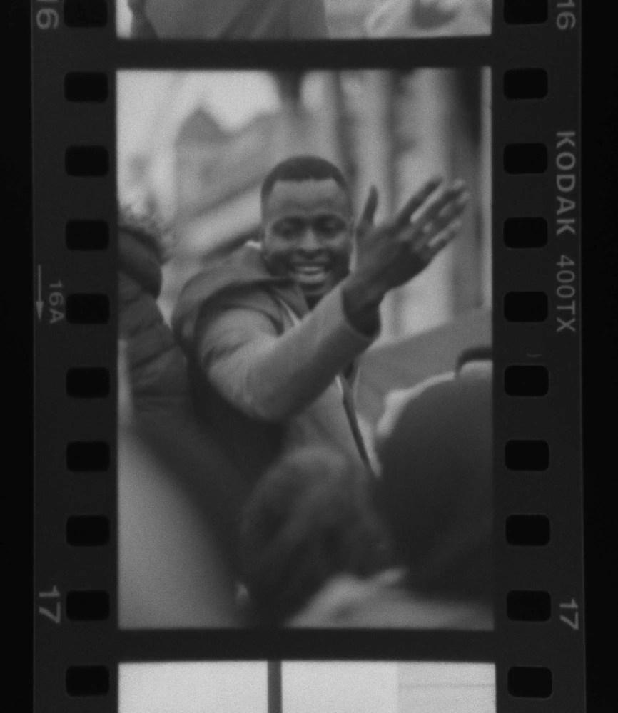Simon King - Kodak Tri-X 400