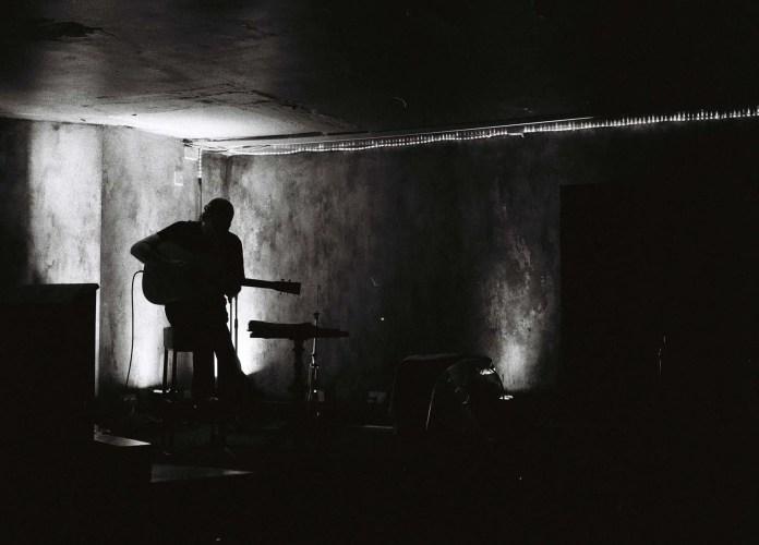 Late Night Music - Ilford Delta 3200 EI 6400, Zenzanon 75mm f/2.8