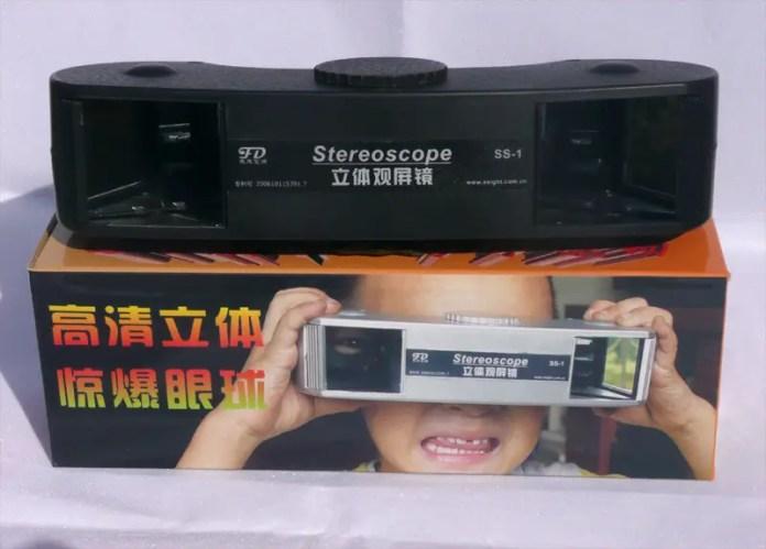 3D scope