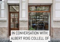 Cover - In Conversation With: Albert Roig Collell of CARMENCITA Lab