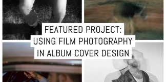 Featured project: Using film photography in album cover design - by Josh Doss