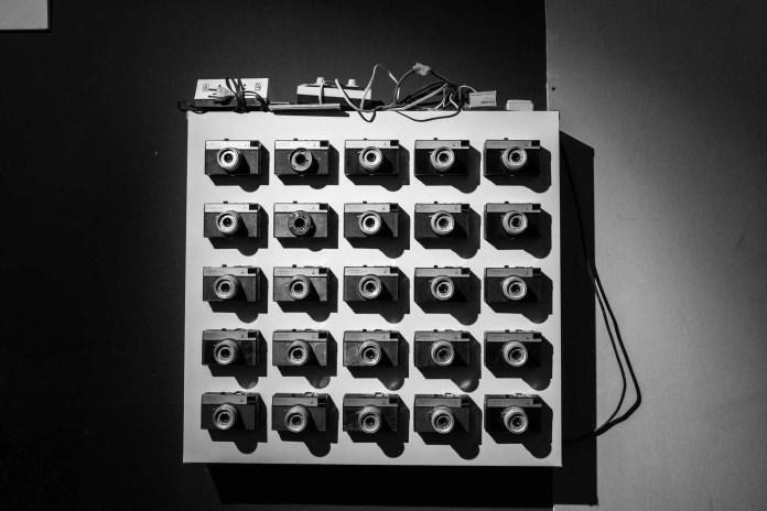 Oddity #2… 25 Smena cameras!