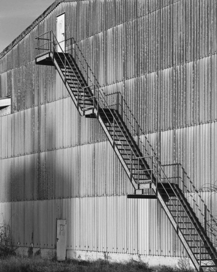 Warehouse - M6, Summicron-M 50mm, Adox HR-50
