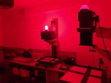 My darkroom - enlargers
