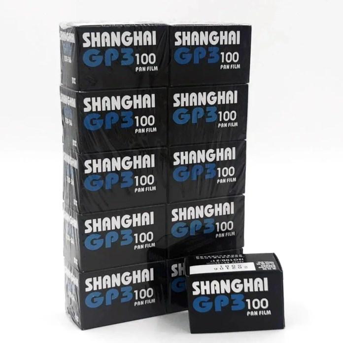 Shanghai GP3 100 35mm