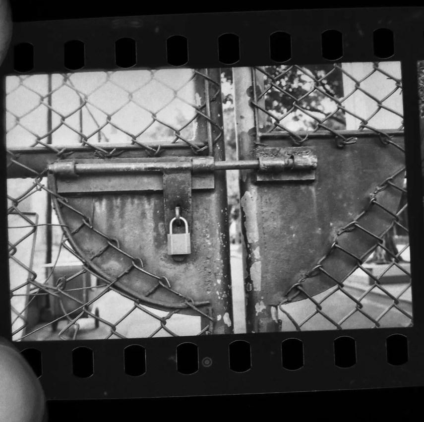 Shanghai GP3 100 35mm Sample