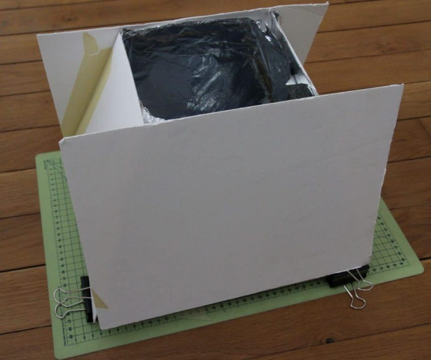Light trap extender